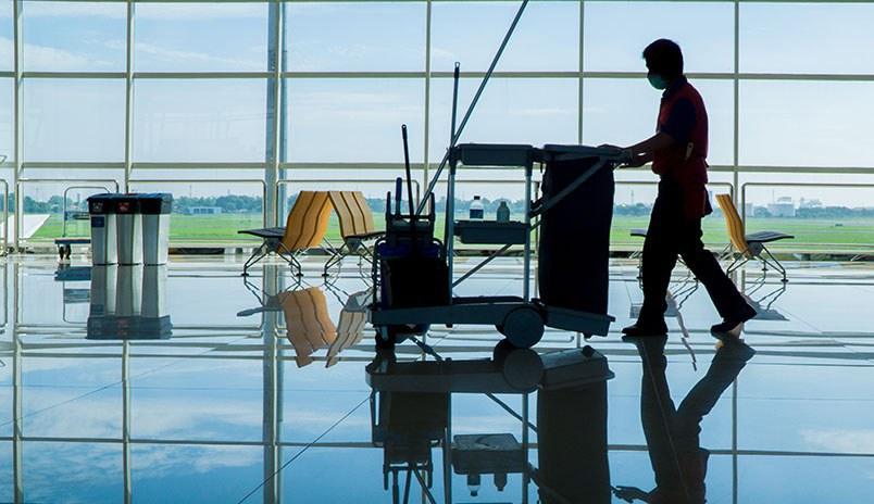 Intermountain Cleaning Service offers janitorial service in Yakima, Tri-Cities, and Spokane Washington